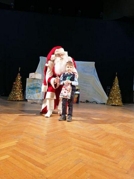 Božićna predstava